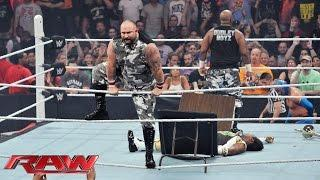 Bubba Ray Dudley Comments On Sheamus And Cesaro Using The 3-D