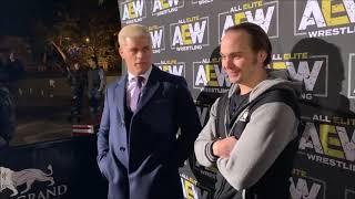 Cody Rhodes Discusses Partnership With AAA, Says AEW Will Work With Anyone