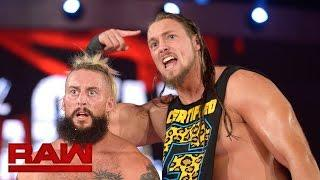 Enzo Amore Says Fans Won't Be Hearing From Big Cass For A While, States Cass Just Wants To Be Happy