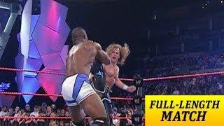 Shawn Michaels Thanks Shelton Benjamin For Infamous Mid-Air 'Sweet Chin Music' Spot
