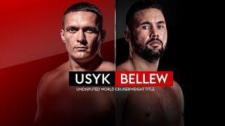 Oleksandr Usyk vs. Tony Bellew Preview, Full Card, Betting Odds