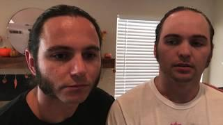 Matt and Nick Jackson of The Young Bucks, The Elite, and Bullet Club
