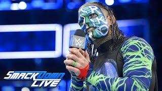 Jeff Hardy Replacing Daniel Bryan On Team SmackDown's Men's Survivor Series Team