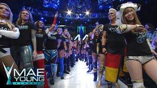 Triple H Wants The Mae Young Classic To Be A Yearly Tournament