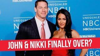 Nikki Bella Talking Her Situation With John Cena: 'We Don't Want Our Breakup To Define Us Or Interfere With Our Work'