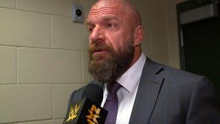 Triple H Says 205 Live Will Sit Under The NXT Umbrella, Hints At Adding A Sixth NXT TakeOver