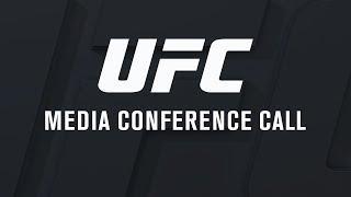 LIVE: UFC 218: Holloway vs Aldo 2 - Media Conference Call