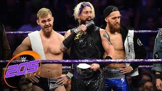 Enzo Amore Feels That His 205 Live Run Was The Highlight Of His WWE Career