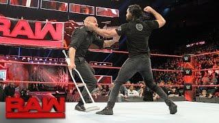 Seth Rollins Explains Not Using The Pedigree Any More