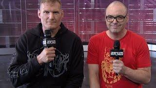 Josh Barnett Talks Mark Cuban's Endorsement Of NJPW, AXS TV Showing