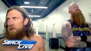 Daniel Bryan & Rowan Force Buddy Murphy To Admit That He Lied About Rowan Attacking Roman Reigns