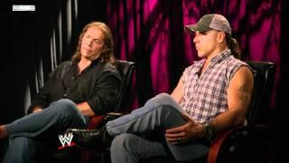 Shawn Michaels Discusses Chemistry With Bret Hart