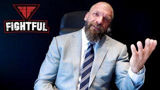 Triple H Clarifies Changes In His New Job Title