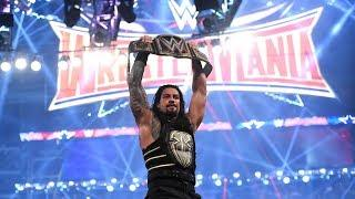 The Four Year Coronation of Roman Reigns - Year Two