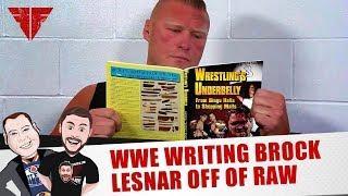 Fightful Wrestling's The List & Ya Boy #84: ANNOUNCEMENT, Brock Lesnar, Riddle, Volkoff-Christopher