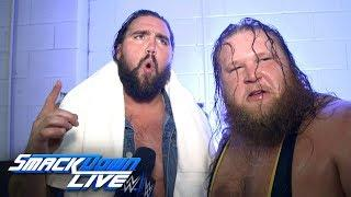Heavy Machinery vs. Daniel Bryan And Rowan vs. New Day For SmackDown Tag Titles Added To Extreme Rules