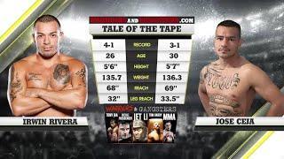 Report: Irwin Rivera Replaces Mike Davis At UFC Fight Night: Overeem vs. Harris