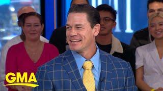 John Cena Set To Star In 'Peacemaker' On HBO Max