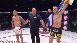 Report: Gaston Reyno Faces Angel Cruz At Combate Americas: Tito vs. Alberto