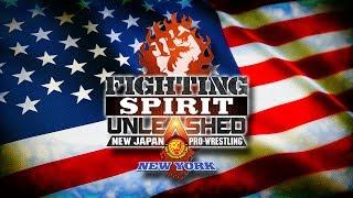 NJPW Fighting Spirit Unleashed New York Delayed Due To Ambulance Mishap