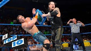 Fight-Size Wrestling Update: SmackDown Top 10, SummerSlam Pre-Show Matches Set, Slo-Mo Shield Reunion, More