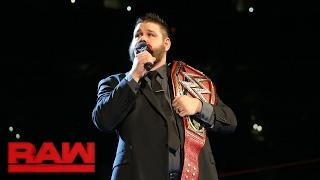 Kevin Owens Says He Doesn't Remember Enjoying Being WWE Universal Champion