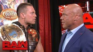 Miz Isn't Defending The IC Title At SummerSlam, And He's Not Happy About It