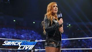 Becky Lynch Comments On Being Busted Open; Wrestlers Praise Her On Social Media