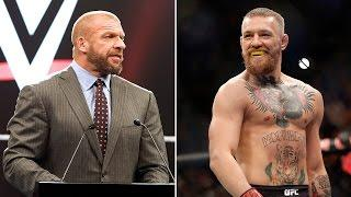 Stephanie McMahon Thinks Conor McGregor Would Be 'A Perfect Fit with WWE'