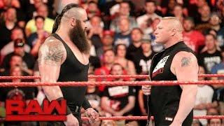 Braun Strowman: Brock Lesnar And I Laughed About WWE Royal Rumble 2018 Incident