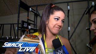 Bayley Is Tired Of Wrestling Against Raw Superstars, Would Love A Match With Liv Morgan