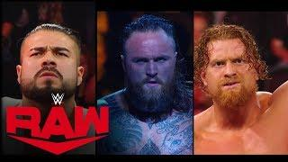 Kurt Angle Views Andrade, Aleister Black & Murphy As Future WrestleMania Headliners