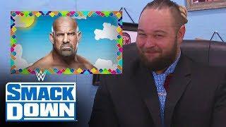 Bray Wyatt Forgives Goldberg: Don't Worry Old Friend, We Fixed It