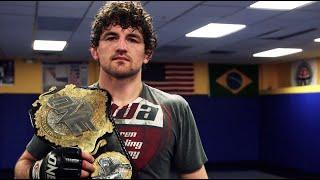 Ben Askren Calling For 165 Pound Division In The UFC