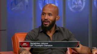 Demetrious Johnson Says He's Open To Cruz Superfight