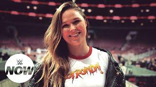Report: Ronda Rousey Done Filming And Preparing For Elimination Chamber