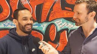 Exclusive: Rob Font Talks His Victory Over Thomas Almeida