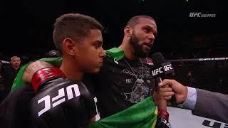 UFC Fight Night Sao Paulo 2018 Attendance & Bonuses