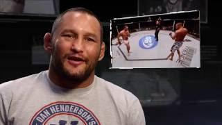 Mauricio 'Shogun' Rua vs. Dan Henderson Headed To UFC Hall of Fame