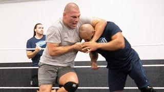 Cain Velasquez Praises Time At WWE PC, Says He Can Be A Pro Wrestler