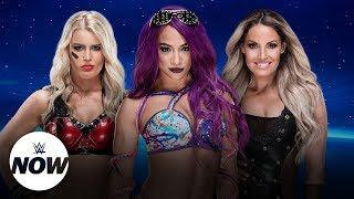 Toni Storm Says She Was Nervous During The 'Evolution' Round-table With Sasha Banks And Trish Stratus