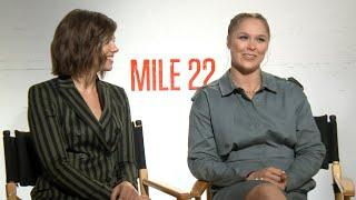 Mile 22 - Movie Review: Ronda Rousey And More