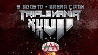 AAA Releases Match Card For Triplemanía XXVII: Fyter Fest Rematch, Cain Velasquez Debut