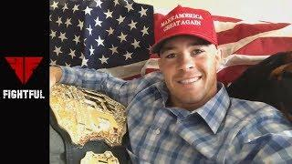 Exclusive: Colby Covington: I'm Going To Be WWE Champion