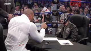 Batista Explains Why His Favorite Match Was Against Rey Mysterio At A WWE House Show In Mexico