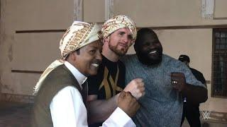 Mark Henry Discusses Being In Saudi Arabia With WWE