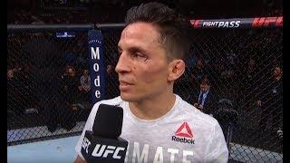 Joseph Benavidez Wants Henry Cejudo To Make A Decision About The Flyweight Division