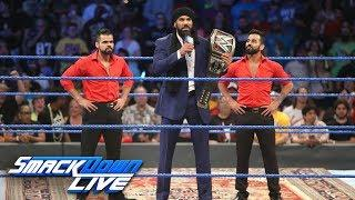 The Spare Room: 10 Things I Think I Think About... The State Of SmackDown
