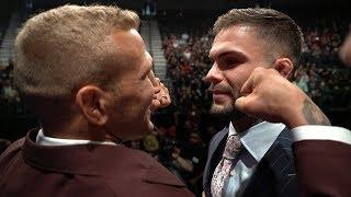Cody Garbrandt Accuses TJ Dillashaw Of PED Use During Twitter Battle