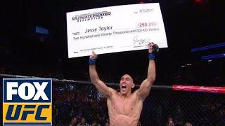 Jesse Taylor Wins The Ultimate Fighter: Redemption